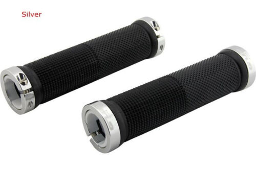 GUB Double Lock on Bicycle Handlebar Grips MTB Bike Fixed Gear 4Colours Grips