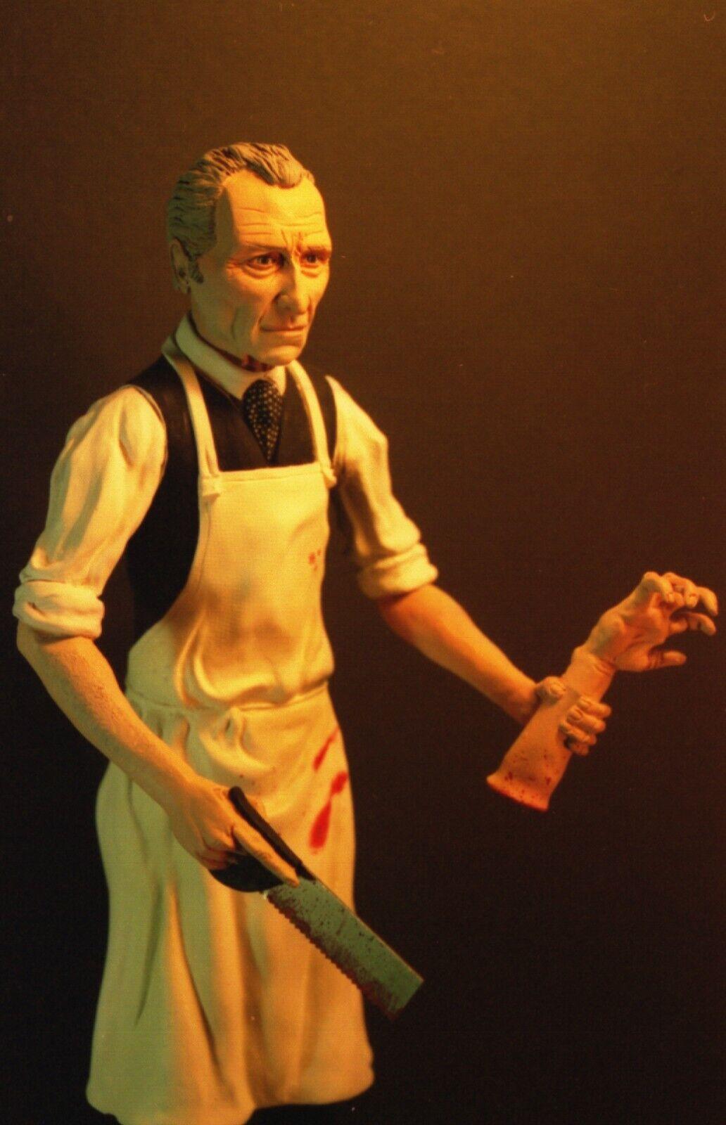 Baron Frankenstein Peter Cushing Hammer House of Horror hkonsts modellllerl garage kit