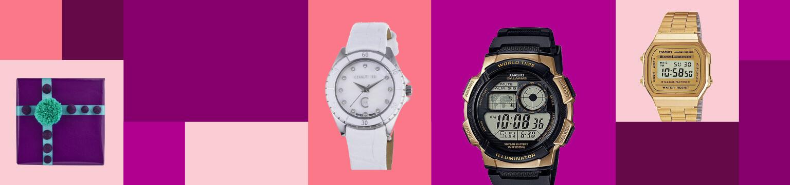 Especial Relojes de Marca