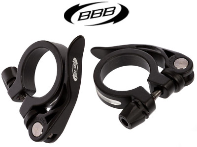 BBB Number Fix Seatpost Clamp for Number Plates to Eliminate Cable Ties BSP-95