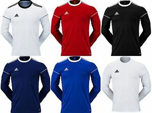 0a6836bc9d7 Image is loading Adidas-Men-Squadra-17-Climalite-Top-Soccer-Football-