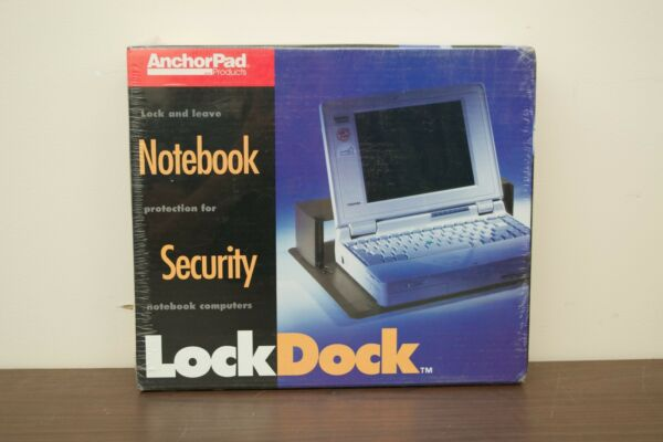 Anchorpad Lock Dock Notebook Security System Kortingen Sale