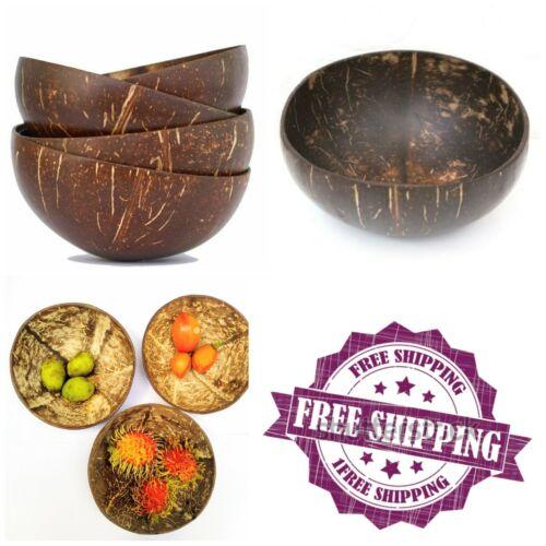 Coconut shell  Bowls Eat foods Decoration Natural Coconut Ceylon Eco-friendly