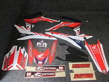 Honda CRF250 2014-16 CRF450 2013-2016 N-Style graphics + plastic kit GR1025