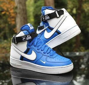 Nike Air Force 1 High Lv8 2 Gs Size 5 Eur 38 Ci2164 400 Game