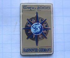 DEUTSCHLAND / HANNOVER EXPO 2000 ..................Städte&Länder-Pin (127a)