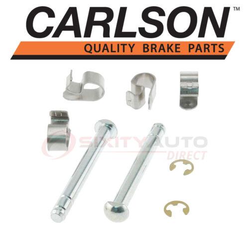 Carlson Front Disc Brake Hardware Kit for 1988-1996 Chevrolet Corvette mp