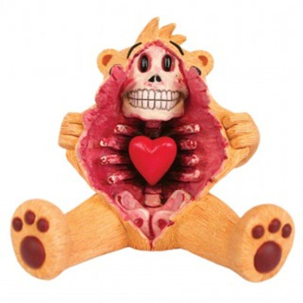Bad Taste Bears Bear Collectors Figurine Figurine Figurine - Bones Who is all Heart d7f7d8