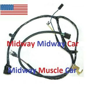 image is loading engine-wiring-harness-chevy-pickup-truck-suburban-63-