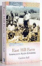 ALLEN GINSBERG East Hill Farm Seasons Beat Generation Poet by Gordon Ball New