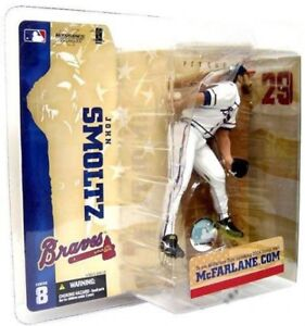 MLB Atlanta Braves Sports Picks Série 8 Figurine Action John Smoltz 787926723151