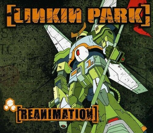 1 of 1 - Linkin Park - Reanimation [New CD] Digipack Packaging
