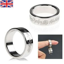 18/20mm Strong Magnet Coin Finger Pro Magnetic Ring Magic Tricks Props Show Tool