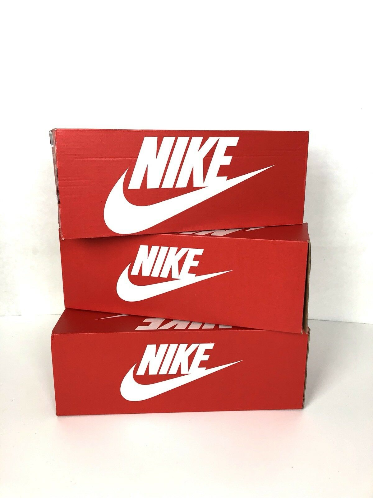 Empty Nike Box Replacement Box No Shoes! Box Only! Lot of 3  best-selling model of the brand