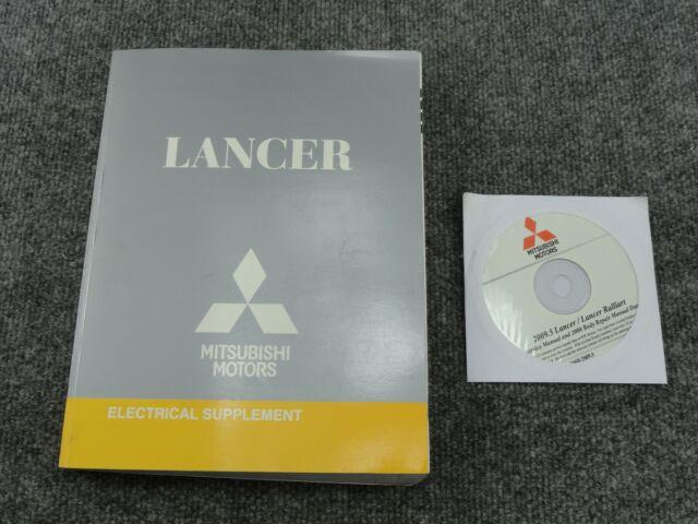 Oem 2009 5 Mitsubishi Lancer Electrical Wiring Diagrams