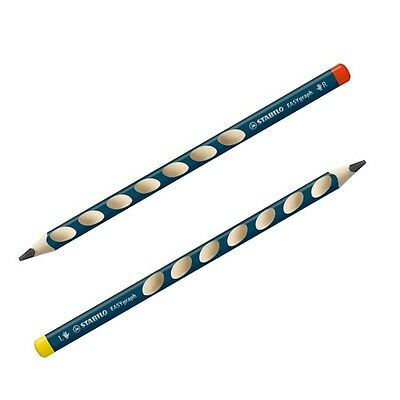 Stabilo EASY graph - EasyGraph Pencils HB - Left or Right Handed - 2 or 5 items