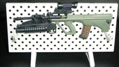 1//6 Rifle Gun Weapon Firearm Assault STEYR AUG Grenade ELCAN