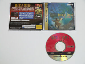 Alone In The Dark 2 Sega Saturn Import Japan Electronic Arts