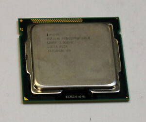 INTEL PENTIUM G645 SR0RS 2.90GHZ 3M CACHE DUAL CORE LGA1155 CPU PROCESSOR