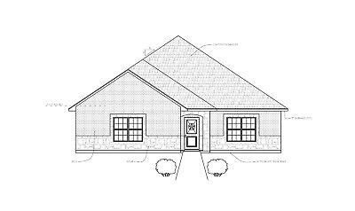 House Floor Plan Pdf File - 2383 Heated Sq. Ft.