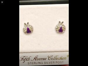 Little-Creatures-Stud-Earrings-Fifth-Avenue-Collection-Rare