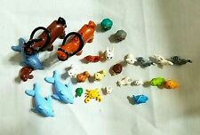 Lego FRIENDS big ANIMAL lot dog cat dolphin horse bird crab hedgehog & 3 bonus