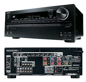 onkyo tx nr616 7 2 3d home cinema av network receiver 10x hdmi thx rh ebay ie onkyo tx nr515 owners manual onkyo tx-nr616 owner's manual