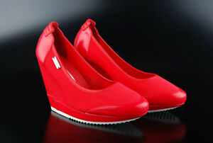 Adidas-slvr-FRENCH-Olympics-Ballerine-Escarpins-red-sneaker-chaussures
