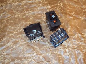 JCB 3CX 4CX Hoe Loader Marteau Switch 12 V (no 701-60002) NEUF-afficher le titre d`origine