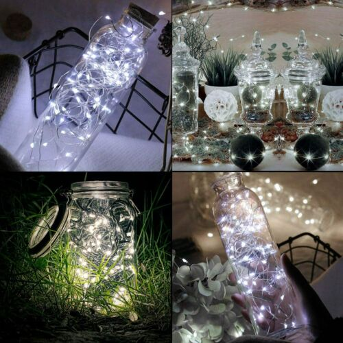 50-200 LEDS USBLED Fairy String Lights Christmas Wedding Party Home Decor