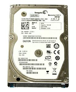 "Seagate ST9250320AS 9EV133-031 2.5"" 250GB SATA 5400 RPM Hard Disk Drive [5260]"