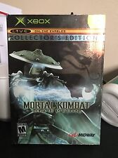 Mortal Kombat: Deception - Raiden Version Kollectors Complete w Both Disks