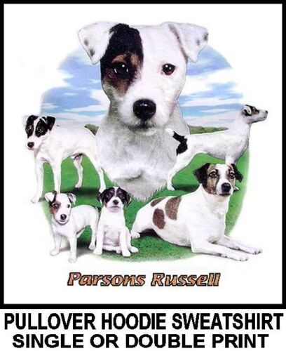 Terrier Dog Pullover Cool Russell Parsons Hoodie Art Sweatshirt Very 717 qWtIAwq