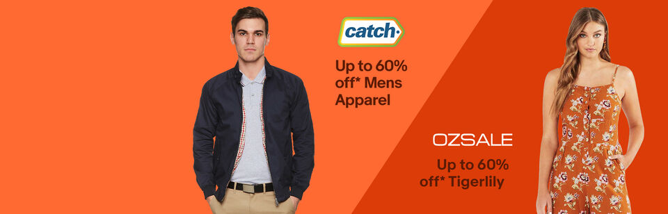 Shop Now - Save up to 60% on Fashion