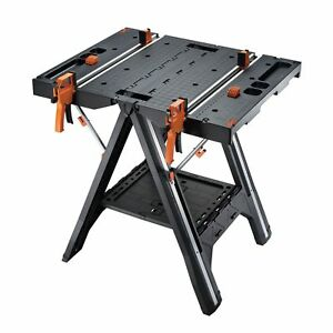 WORX-WX051-Pegasus-Folding-Work-Table-amp-Sawhorse
