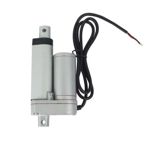 "2 /""-18/"" Inch 1000N 14mm//s Linearantrieb 12V Motor Elektro für Fenster Tür offen"