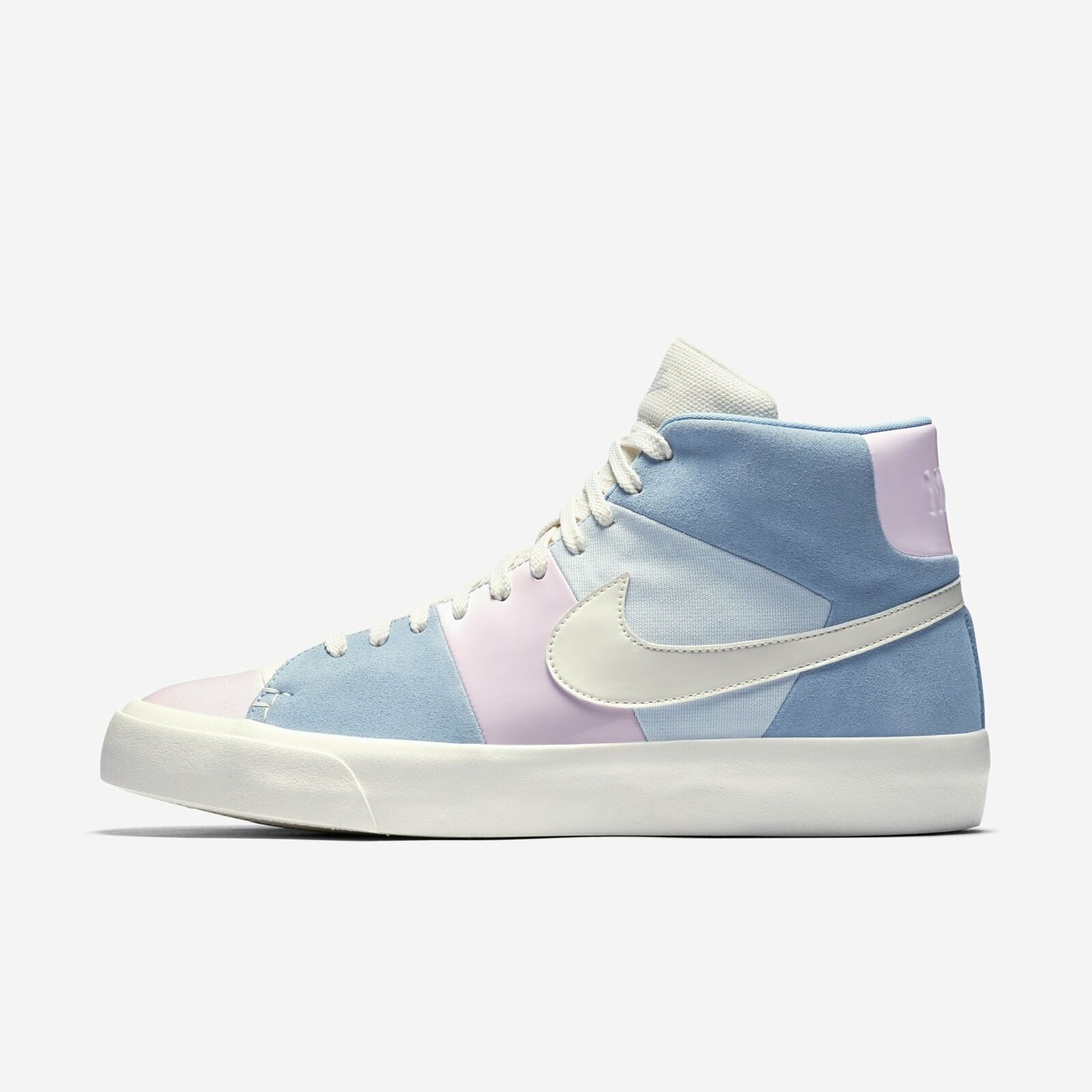 Men's Nike Blazer Royal Easter QS shoes Pink bluee Sail Size 11 AO2368 600 NIB