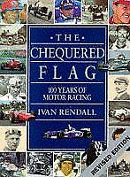 1 of 1 - Very Good 0297824023 Hardcover Chequered Flag: 100 Years of Motor Racing Ivan Re
