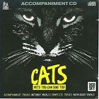 Karaoke: Cats by Karaoke (CD, 2008, 2 Discs, Stage Stars Records)