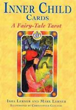 Inner Child Cards: A Fairy-Tale Tarot Mark Lerner & Isha Lerner 2001 BOOK ONLY!