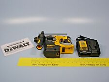 Dewalt Dch273 20v Cordless 1 Rotary Hammer Charger Case Batterys Not Included