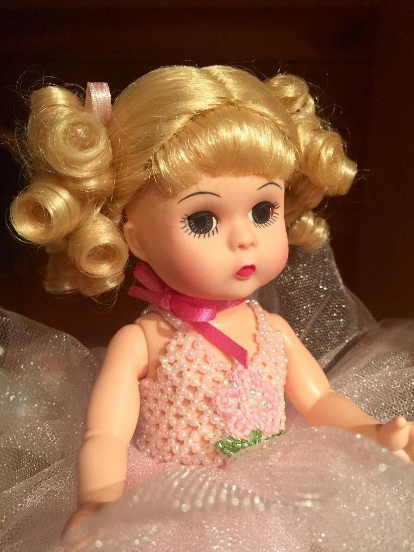 Madame Alexander Doll  Shimmering Dance 30645 8  Doll  Blonde