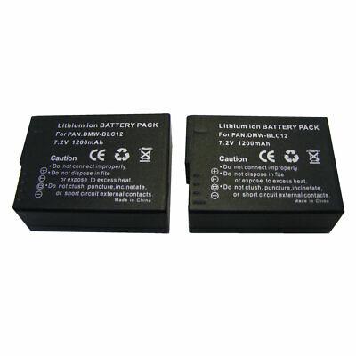 Batería Original OTB para Panasonic Lumix G Dslm DMC-G5//DMC-G6//DMC-G7