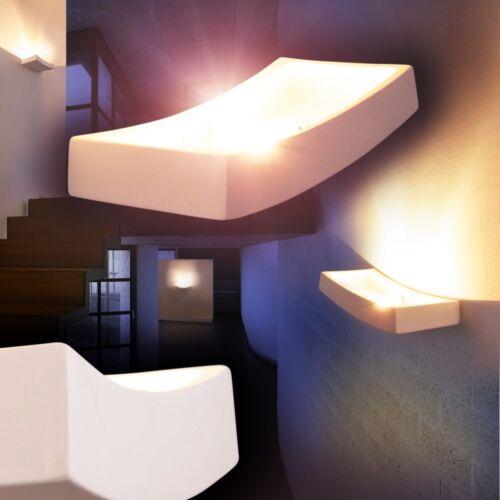 Wandleuchte Zimmer Wandlampe Wandstrahler Leuchte Flurlampe überstreichbar Gips