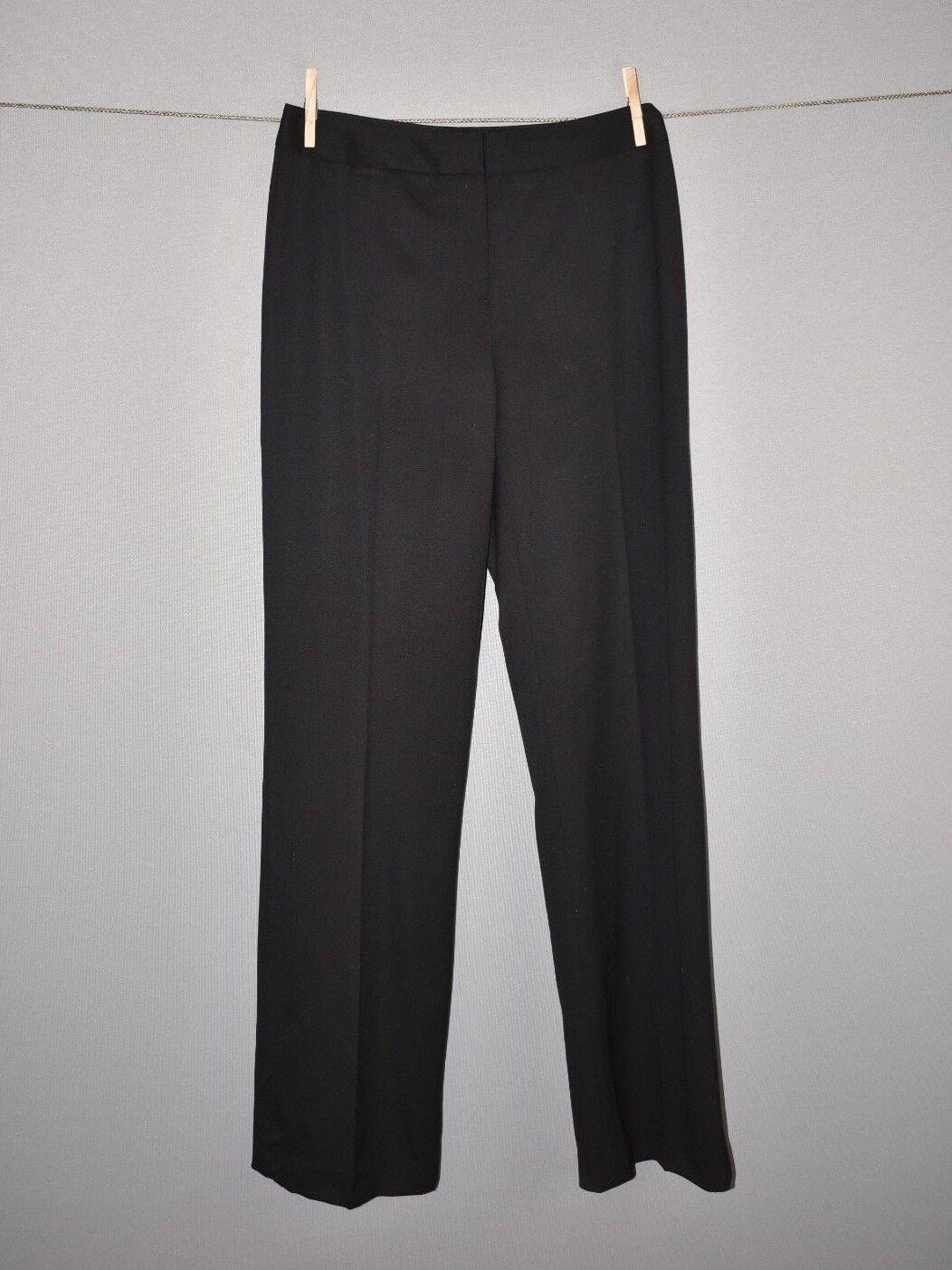 LAFAYETTE 148 NEW YORK NEW  378 Italian Stretch Wool Trouser Pant Size 2