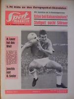 SPORT MAGAZIN KICKER 49 B- 3.12. 1964 (2) FC Porto-1860 München 0:1 Brunnenmeier