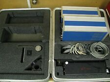 Mark Tech M 7980 Laser Measurement Machine Lengthspeedcountsdevxdevy