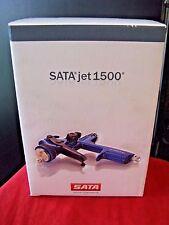 New - SATA jet 1500 B HVLP SoLV  1.4 Spray Paint Gun