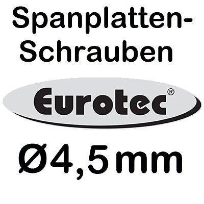 Spanplattenschrauben 5mm Senkkopf Torx Teilgewinde Paneltwistec AG Zulassung