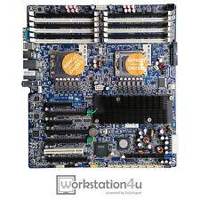 HP Z800 Mainboard Motherboard Systemboard Rev 1.02 LGA1366 für Intel Xeon CPUs